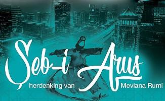 Hollanda'da Şeb-i Arus Heyecanı