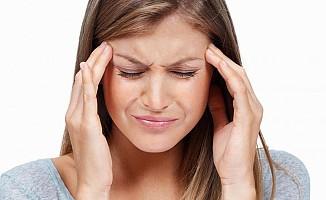 Migren ağrılarına elle tedavi