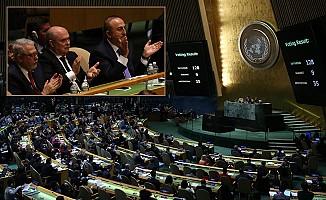 ABD ve Donald Trump'a BM'de Kudüs tokatı