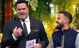 Türkiye'nin konuştuğu mandalinacı Veysel, Beyaz Show'u salladı