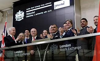 """TÜRKONFED """"Yükselen Liderler""""i Londra Borsası'nda tanıttı"""