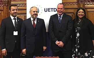 UETD'den İngiliz parlamentosunda 'Türkiye-ABD İlişkileri Paneli'