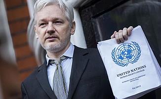 Wikileak'ın kurucusunun twitter hesabı silindi