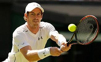 Andy Murray, Brisbane'den çekildi