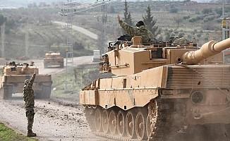 Asgari ücretini Afrin'deki askerlere bağışladı
