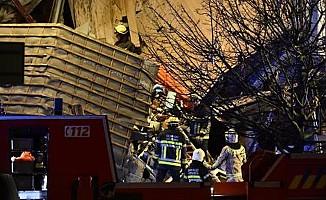 Belçika'daki patlama 2 kişi öldü, 14 kişi yaralı