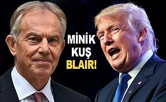 Blair hakkında şok Trump iddiası