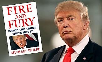 Bu kitap Trump'ı çıldırttı!