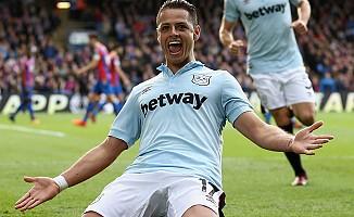 Javier 'Chicharito' Hernandez, Beşiktaş'a transfer olmaya çok yakın