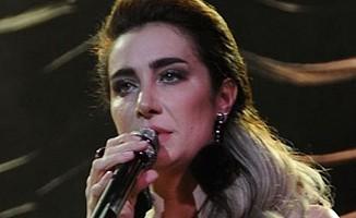 Şarkıcı Sıla'dan dört gün sonra Afrin paylaşımı