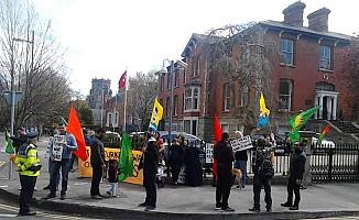 Türkiye'nin Dublin Büyükelçiliğine saldırı girişimi