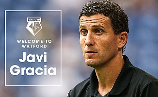 Watford, yeni teknik direktörü Javi Gracia oldu