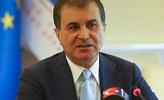 AB Bakanı Çelik'ten 'Vize' açıklaması