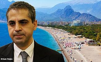 Antalya 12 milyon turist bekliyor