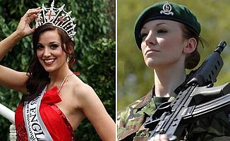 'Asker Barbie' İngiliz Ordusunda Başına Gelenleri İfşa Etti
