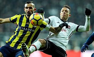 Beşiktaş, Fenerbahçe'ye fırsat vermedi