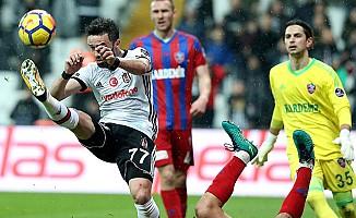 Beşiktaş'tan, Kardemir Karabükspor'a gol yağdı