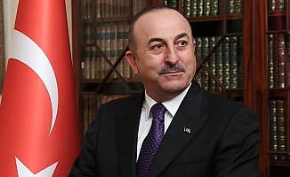 Çavuşoğlu, Arap Birliği Genel Sekreteri Suriye'deki 'ABD ve Diğerleri'ni Hatırlattı