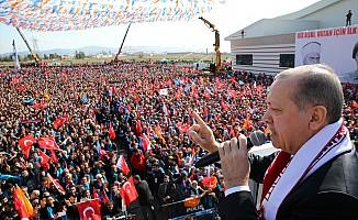 Cumhurbaşkanı Erdoğan'dan flaş 'seferberlik' açıklaması