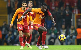 Galatasaray'ın Gol Gecesi