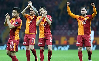 Galatasaray yeniden lider