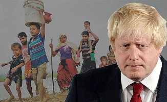 İngiltere Dışişleri Bakanı Johnson Arakan'a gidecek