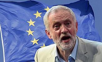 Jeremy Corbyn'den, AB için Türkiye örneği