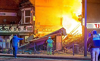 Leicester'daki patlamada ölü sayısı açıklandı
