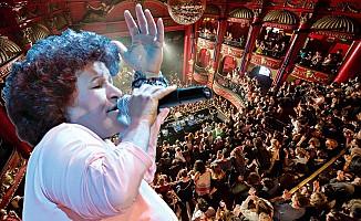 Selda Bağcan Londra'da konser verecek