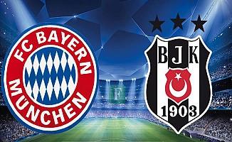 Süper Bilgisayar, Bayern Münih - Beşiktaş maçının tahminini yaptı