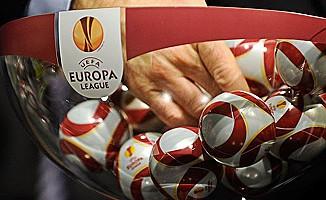 UEFA Avrupa Liginde son 16 turu eşleşmeleri belli oldu