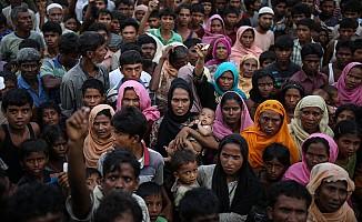 UNICEF'den 720 bin Arakanlı çocuk uyarısı