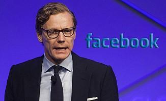 Cambridge Analytica CEO'su Görevden Alındı