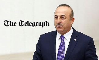 Çavuşoğlu, The Telegraph gazetesine yazdı