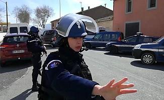 Fransa'da rehine operasyonu: 3 ölü