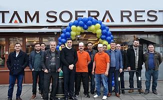 Gaziantep'in Lezzet Zenginliği Londra'da 'Tam Sofra'da