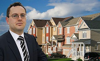 İngiltere'de ev fiyatları ne kadar düştü?