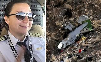 İran'da düşen jetin kayıp pilotuna hala ulaşılamadı