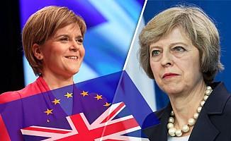 İskoçya'dan Brexit yasasına destek yok