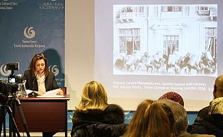 """Osmanlı Halıları İngiltere'de """"Turkey Work"""" Diye Kopye Edildi"""