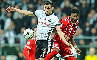 Siyah-beyazlılar, UEFA Şampiyonlar Ligi'ne veda etti