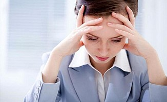 Stres adale ağrısına neden oluyor