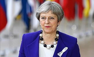 Theresa May, Rusya Krizi İçin konuştu