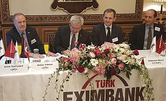 Türk Eximbank, 670 milyon dolar tutarında sendikasyon kredisi sağladı