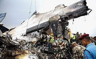 Yine uçak kazası: 49 ölü