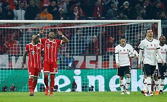 Beşiktaş Bayern Münih maçı sınav sorusu oldu