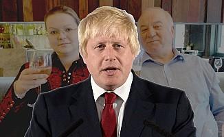 Boris Johnson'dan Kremlin'e 'Zehir'li Mesaj
