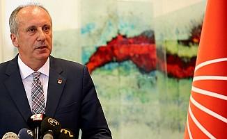CHP'li İnce Cumhurbaşkanı Adaylığı İçin Konuştu