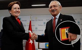 CHP lideri Kılıçdaroğlu'ndan İYİ Parti'ye ziyaret