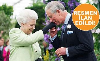 Yeni Başkan Prens Charles Olacak